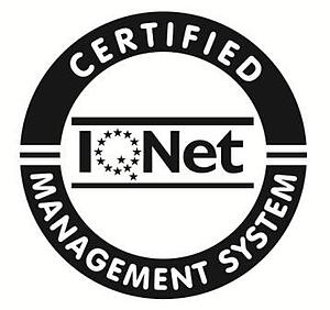 ISO 9001:2008 Certified IQNet